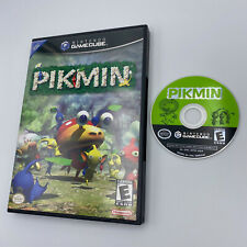 EXC Pikmin 1 TESTED Disc & Case Nintendo GameCube/Wii