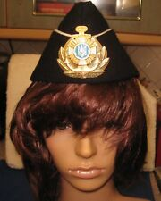 Ukrainian Navy Officers Side Cap (Pilotka)
