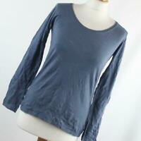 Atmosphere Womens Size 12 Grey Plain Basic Tee