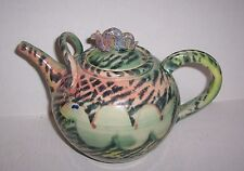 Yerja Ceramics Studio Pottery Large Teapot by Chris Speyer