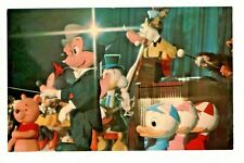 New listing Postcard Disney World The Mickey Mouse Revue Walt Disney Characters. R