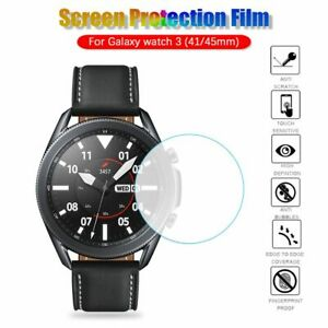 Films Tempered Glass Screen Protector For Samsung Galaxy Watch 3 41MM 45MM