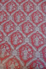 Wallpaper Vintage Chinoiserie Oriental Red by Motif