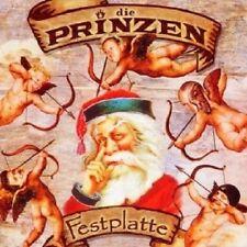 "DIE PRINZEN ""FESTPLATTE"" CD NEUWARE"