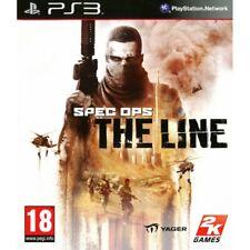 Spec Ops The Line PS3 playstation 3 jeux tir shooter games spelletjes 809