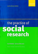Practice of Business and Social Research by Babbie, Earl R., Mouton, Johann
