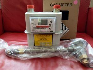 NEW SET! Flonidan UNIFLO 4GSZV Smart Gas Meter Zigbee+Elster J42 Meter Regulator
