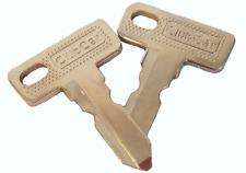 Club Car Ignition Key (Pair)