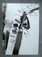 K.R.H. SONDERBORG - 1992 - Serigraphie - HANDSIGNIERT, DATIERT - VK: 1400 Euro