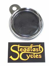 Tax ID ring disc Triumph Norton BSA AJS motorcycle registration holder 03-5058