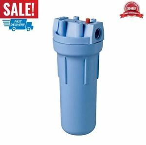 """filtro de agua para toda la casa uso estándar 3/4"""" sistema de filtración azul"""