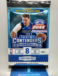 2020-21 Panini Contenders Basketball NBA Cards SEALED Blaster Pack 2021 Lamelo?