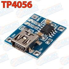 TP4056 Modulo carga bateria lito 1000mA cargador mini USB 4,2 ARDUINO 18650