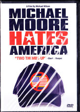 Michael Moore Hates America (DVD, 2007) New Sealed