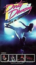 Dirty Dancing - Live in Concert (VHS, 1989)