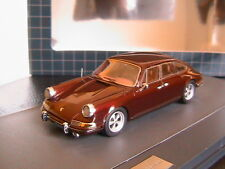 PORSCHE 911 SEDAN 1972 TROUTMAN & BARNES MATRIX MX 41607-022 1/43 RESIN RESINE
