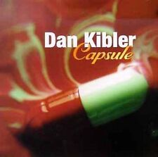 Capsule * by Dan Kibler  CD  Big Deal Records  Power pop  jeff Murphy of Shoes