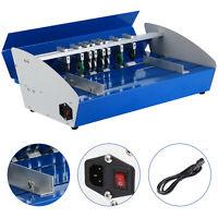 """18"""" Elektrische Nutmaschine Rillmaschine Scorer Multifunction Metal Creaser"""