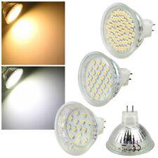 LED Spotlight MR16 12V con Lámpara de Bombilla SMD Leds Spot GU5.3 G5.3 12 Voltio
