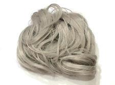 Koko XXL Quality Wavy Hair Scrunchie Messy Bun - Choose Your Shade 99j Plum