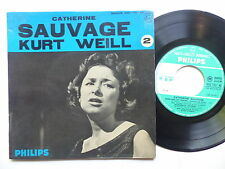 CATHERINE SAUVAGE  KURT WEILL mON AMI MY FRIEND 432722 be J.  LOUSSIER JM DEFAYE