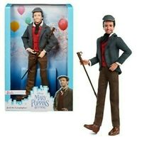 Mary Poppins Returns Jack The Lamplighter Barbie Collector Doll Mattel