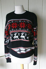 House of Lloyd Private Collection Vintage Ugly Christmas Sweater Medium