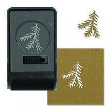 NIP Sizzix Tim Holtz Sizzix Paper Punch  Pine Large 660170 Pine Branch