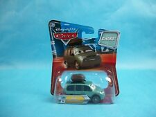 Disney Pixar Cars Chase VAN with Stickers #124 2009 (no stickers)