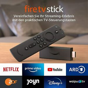 Amazon Fire TV Stick 2020 mit Alexa-Sprachfernbedienung HDMI Streaming Stick