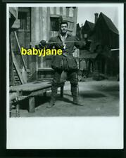 GUY WILLIAMS VINTAGE 8X10 PHOTO 1962 WALT DISNEY'S THE PRINCE AND THE PAUPER