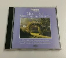 Music For Midsummer Nights - classical compilation - VGC CD - Tested