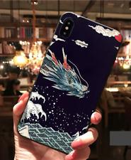 Iphone XS Case Dragon 3D
