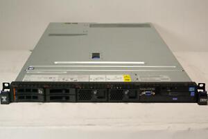 IBM System x3550 M4 Rack Server E5-2640 6 core 2.50GHz 8GB DDR3 1x 500GB SATA