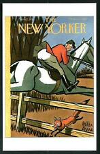 Peter Arno : Copertina per The New Yorker del  1951 - cartolina moderna