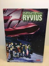 Infinite Ryvius complete series collection box set / anime DVD + pencil boards