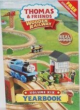 2014 YEARBOOK XIX Thomas Tank Engine Wooden Railway NEW