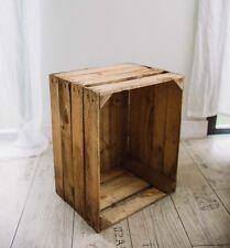 Kisten Holz Holzkisten Weinkisten Obstkisten 50 Einzeln rechteckig 50 x 40 x 31