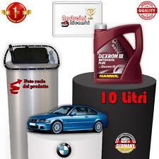 TAGLIANDO CAMBIO AUTOMATICO E OLIO BMW E46 320 d 110KW DAL 2004 -> 2005 1042
