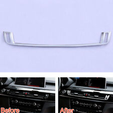 New Middle Central Console Air Vent Outlet Trim Cover Strip For X5 F15 2014 15