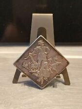 Rare Medal Medaille Argent Silver Wiesbaden 1889