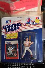 1988 WADE BOGGS rookie Starting Lineup - Boston Red Sox