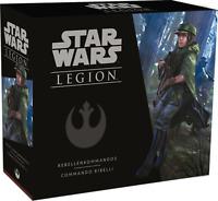 Star Wars Legion: Rebellenkommandos Erweiterung DE/IT Fantasy Flight Games