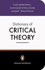 The Penguin Dictionary of Critical Theory by David Macey (2002, Paperback)