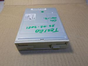 "1.44MB 3.5"" Internal Floppy Disk Drive FDD - Beige Bezel Tested"