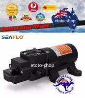 Seaflo Water Pressure Pump 12V 3.8LPM Suit Caravan Boat Camping RV