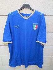 VINTAGE Maillot ITALIE ITALIA calcio PUMA 2009 football shirt maglia XXL