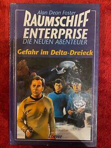 Raumschiff Enterprise Die Neuen Abenteuer Gefahr im Delta-Dreieck Star Trek