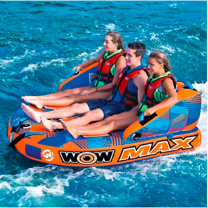 WOW Max 1 - 3 Person Towable Tube