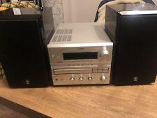 YAMAHA CRX E-300  Mini hifi stereo System  CD Player Tuner mit Boxen